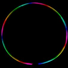 Juggle Dream Luxor - 160 LED Hula Hoop